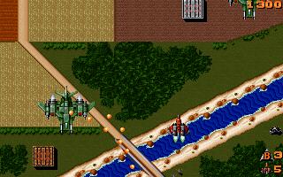 Imagen del juego Raiden