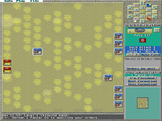 Imagen del juego Wargame Construction Set Ii: Tanks!