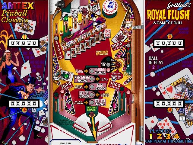 Imagen del juego Royal Flush Pinball