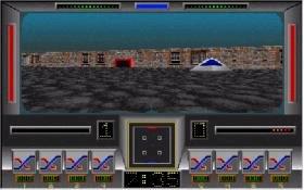 Imagen del juego 3d Cyberpuck