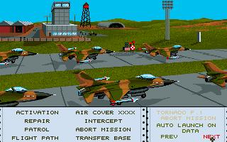 Imagen del juego Air Force Commander