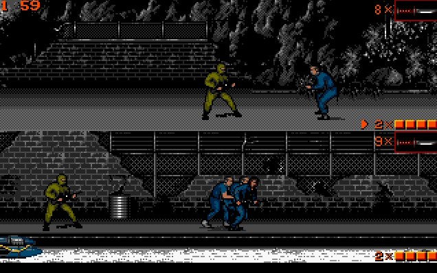 Imagen del juego Alcatraz