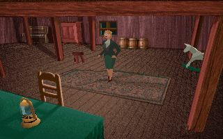 Imagen del juego Alone In The Dark