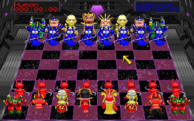 Imagen del juego Battle Chess 4000