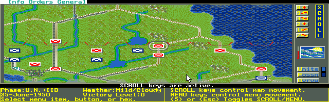 Imagen del juego Conflict Korea