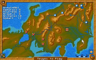 Imagen del juego Conquest Of Japan