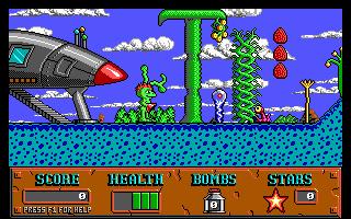 Imagen del juego Cosmo's Cosmic Adventure