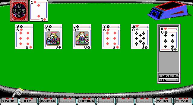 Imagen del juego Dr. Thorp Black Jack