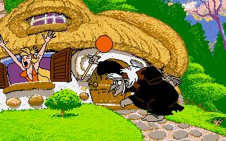 Imagen del juego Dragon's Lair Iii: Curse Of The Mordread