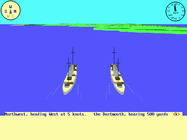 Imagen del juego Dreadnoughts