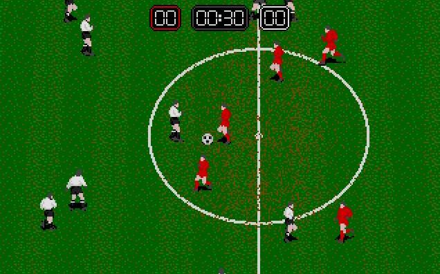 Imagen del juego European Champiponship 1992