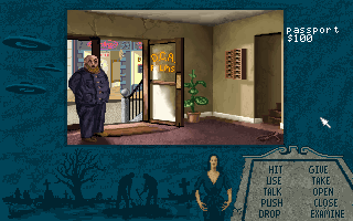 Imagen del juego Plan 9 From Outer Space