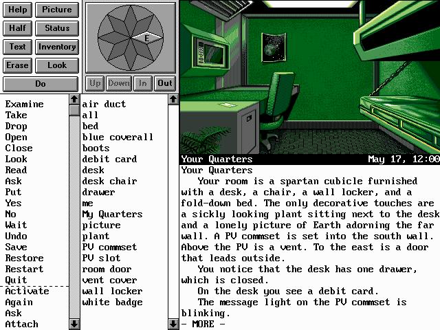 Imagen del juego Frederik Pohl's Gateway