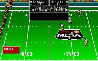 Imagen del juego Microleague Football 2