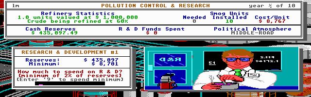 Imagen del juego Oil Barons