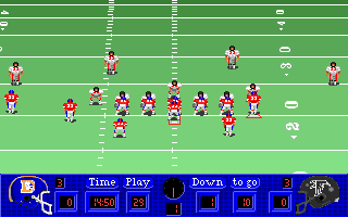 Imagen del juego Nfl Football