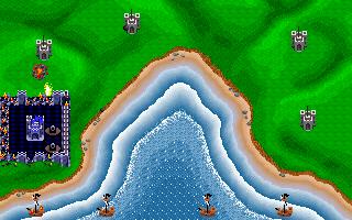 Imagen del juego Rampart