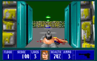 Imagen del juego Spear Of Destiny