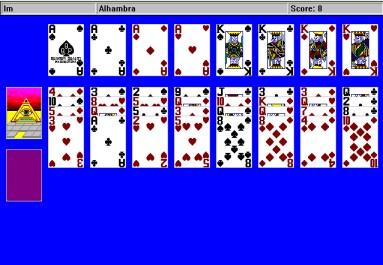 Imagen del juego Solitaire's Journey