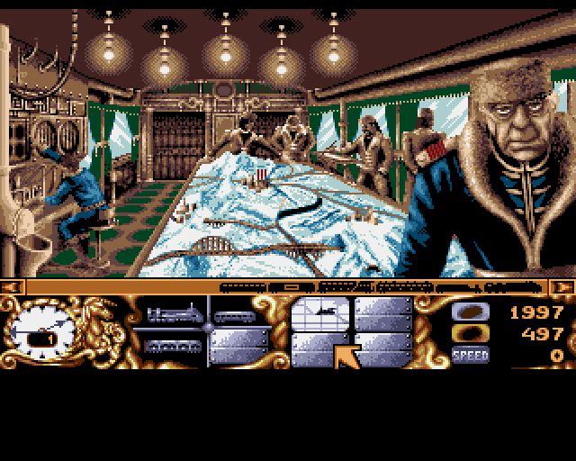 Imagen del juego Arctic Baron (transarctica)