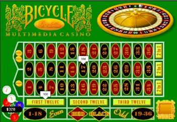 Imagen del juego Bicycle Casino