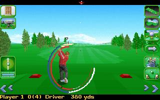 Imagen del juego David Leadbetter's Greens
