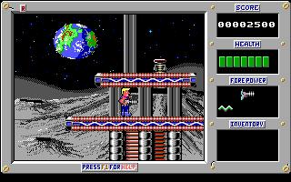 Imagen del juego Duke Nukum : Episode Two: Mission Moonbase
