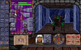 Imagen del juego Dungeon Hack