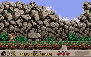 Imagen del juego Prehistorik 2