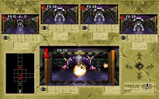 Imagen del juego Space Hulk