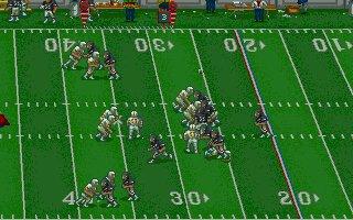 Imagen del juego Tom Landry Strategy Football