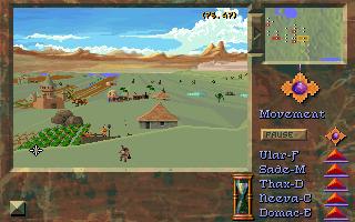 Imagen del juego Stronghold (1992)
