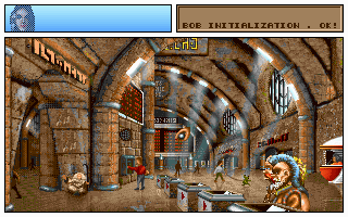 Imagen del juego B.a.t. 2: The Koshan Conspiracy