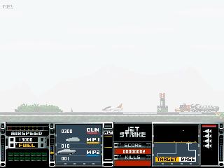 Imagen del juego Jetstrike