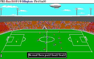 Imagen del juego Football Manager 3