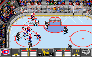Imagen del juego Nhl Hockey