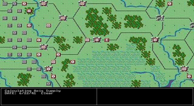Imagen del juego Gary Grigsby's War In Russia