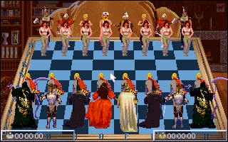 Imagen del juego National Lampoon's Chess Maniac 5 Billion And 1