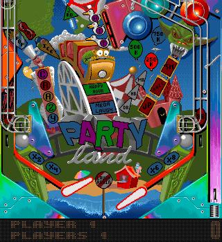 Imagen del juego Pinball Fantasies