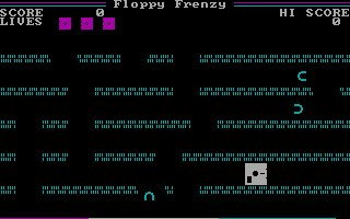 Imagen del juego Floppy Frenzy