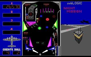 Imagen del juego Night Mission Pinball