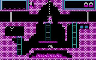 Imagen del juego Montezuma's Revenge
