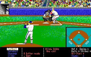 Imagen del juego Hardball!