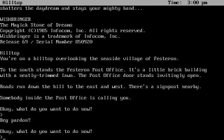 Imagen del juego Wishbringer
