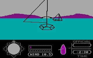 Imagen del juego American Challenge: Sailing Simulation, The