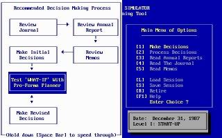 Imagen del juego Business Simulator