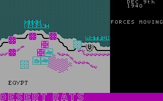 Imagen del juego Desert Rats