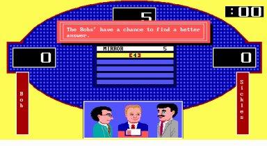 Imagen del juego Family Feud