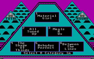 Imagen del juego $100,000 Pyramid, The