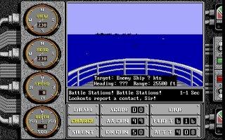 Imagen del juego Sub Battle Simulator